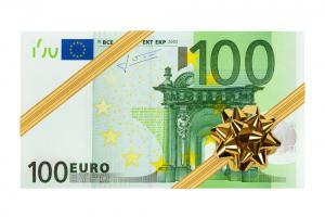 Kreditangebot mit niedrigem Zinssatz