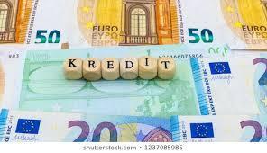 Projekt und Kredit benötigen