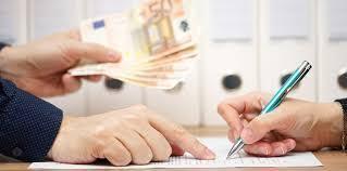 Finanzierungs- und Darlehensangebot zwischen Einzelpersonen