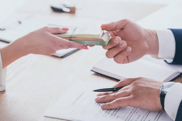 Finanzierungs- oder Kreditangebot für Ihre Projekte
